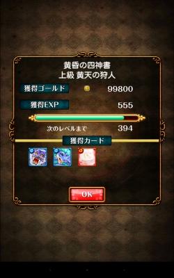 黄昏の四神書上級 (9)