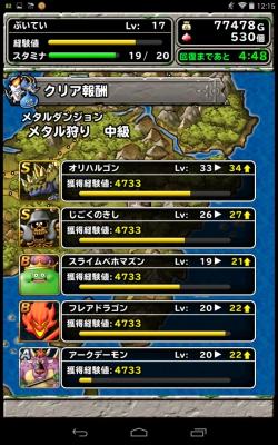DQMSL メタル狩り 中級 (28)