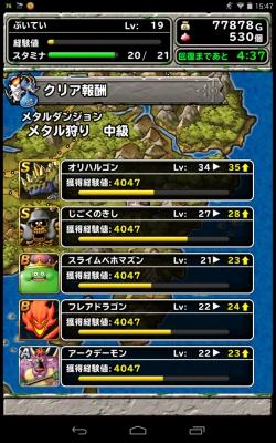 DQMSL メタル狩り 中級 (31)