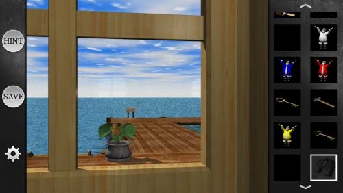 南の海のサンタさん 086