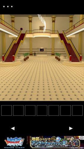 脱出ゲーム Hall 002