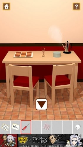 脱出ゲーム Teatime (49)