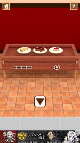 脱出ゲーム Teatime (10)