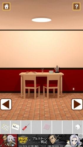 脱出ゲーム Teatime (40)