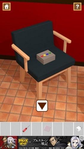 脱出ゲーム Teatime (34)