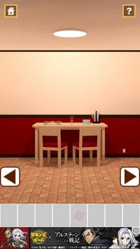 脱出ゲーム Teatime (13)