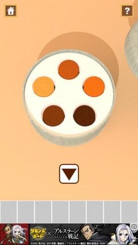 脱出ゲーム Teatime (8)