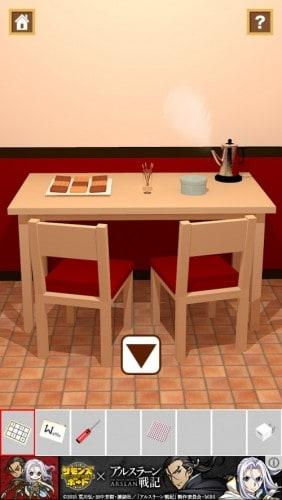 脱出ゲーム Teatime (54)