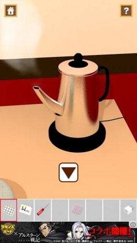 脱出ゲーム Teatime 003