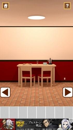 脱出ゲーム Teatime (5)