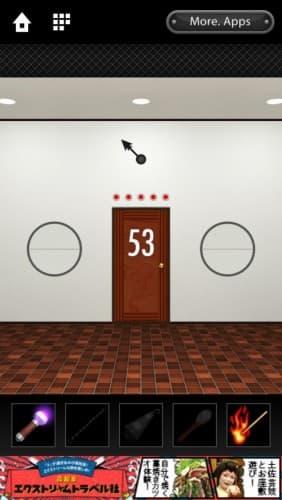 脱出ゲーム DOOORS 058