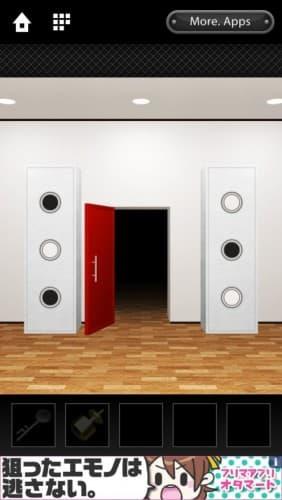 脱出ゲーム DOOORS 023