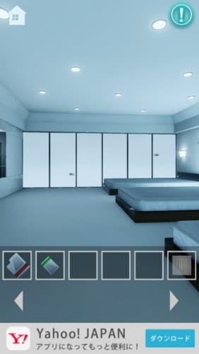 脱出ゲーム Guest Room 169