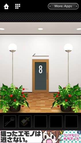 脱出ゲーム DOOORS 025