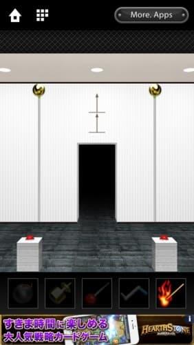 脱出ゲーム DOOORS 072