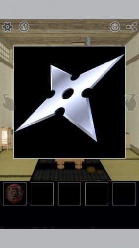 脱出ゲーム SamuraiRoom 134