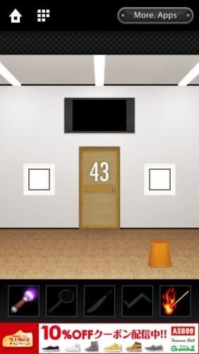 脱出ゲーム DOOORS 011