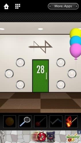 脱出ゲーム DOOORS 131