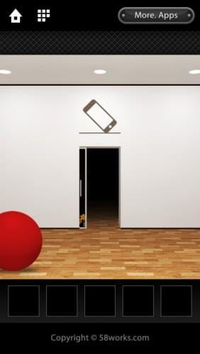 脱出ゲーム DOOORS 005