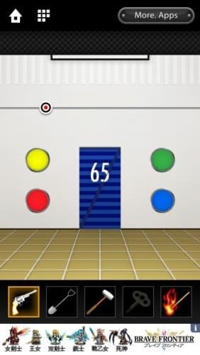脱出ゲーム DOOORS 029