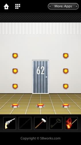 脱出ゲーム DOOORS 003