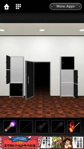 脱出ゲーム DOOORS 057