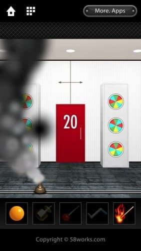 脱出ゲーム DOOORS 087