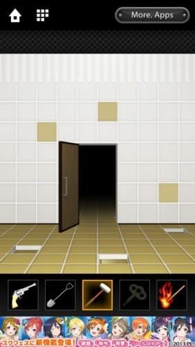 脱出ゲーム DOOORS 026