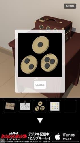 3 coins Escape 104