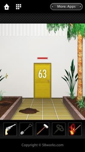 脱出ゲーム DOOORS 019