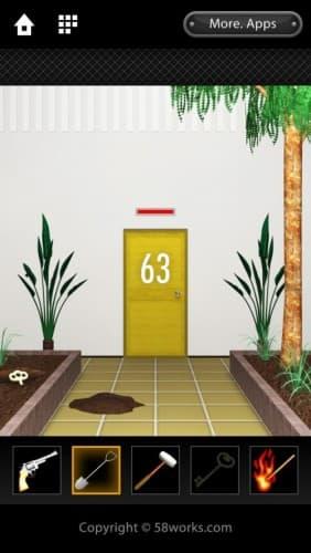 脱出ゲーム DOOORS 016