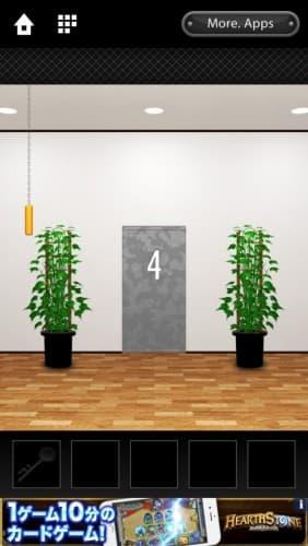 脱出ゲーム DOOORS 009