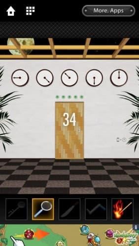 脱出ゲーム DOOORS 159