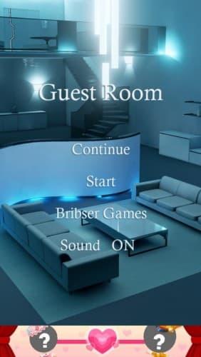脱出ゲーム Guest Room 001