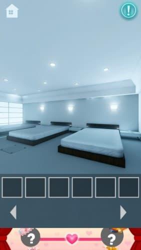 脱出ゲーム Guest Room 004