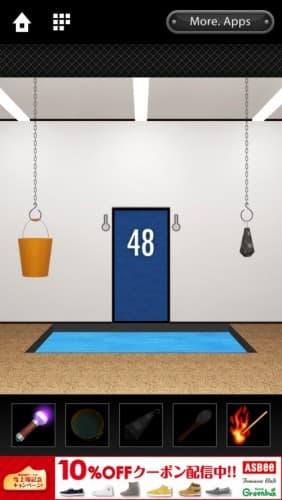 脱出ゲーム DOOORS 035