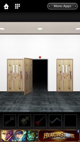 脱出ゲーム DOOORS 043
