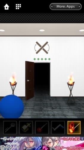 脱出ゲーム DOOORS 051