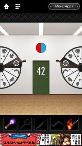 脱出ゲーム DOOORS 007