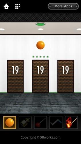 脱出ゲーム DOOORS 083
