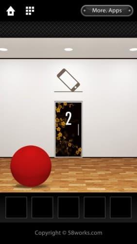 脱出ゲーム DOOORS 004
