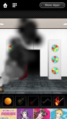 脱出ゲーム DOOORS 091
