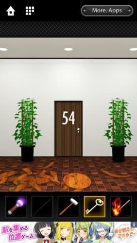脱出ゲーム DOOORS 071