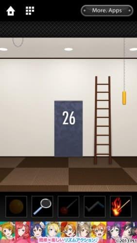 脱出ゲーム DOOORS 120