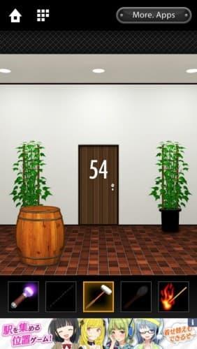 脱出ゲーム DOOORS 068