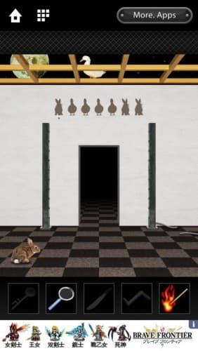 脱出ゲーム DOOORS 155