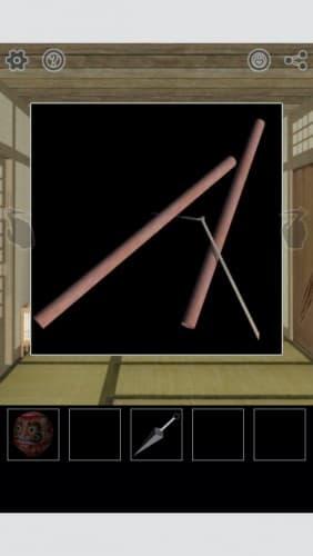 脱出ゲーム SamuraiRoom 125