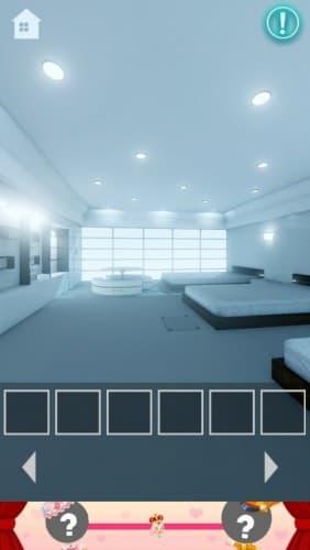 脱出ゲーム Guest Room 003