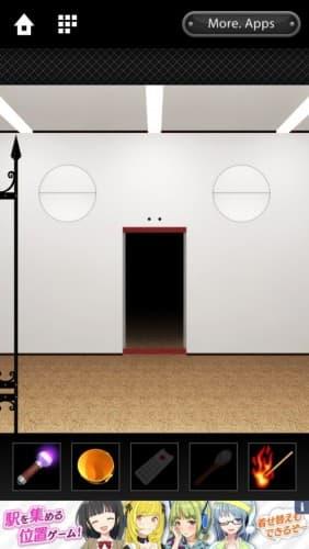 脱出ゲーム DOOORS 030