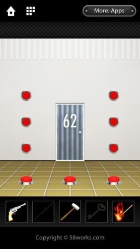 脱出ゲーム DOOORS 001